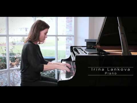 Irina Lankova plays Frederic Chopin Scherzo No.2 Op.31