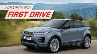 2020 Range Rover Evoque | MotorWeek First Drive