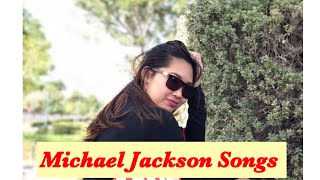 Michael Jackson - Ben / Music and Me/ Man in the Mirror Cover   Nouella Jane
