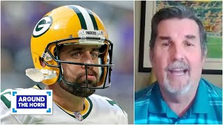 I hate everything about the Packers drafting Jordan Love - Tim Cowlishaw | Around the Horn