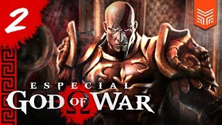 GOD OF WAR 2: UM MORTAL NO OLIMPO | Especial God of War #2