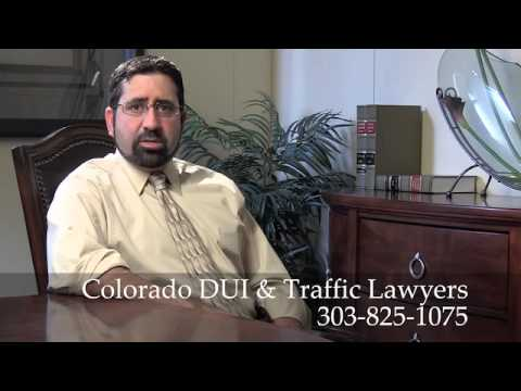 Denver Traffic Violation Attorney Video
