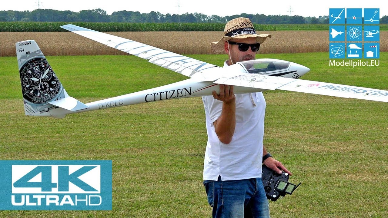 ASW 17 22% 1:4,5 RC GLIDER FW-MODELS CEFLIX250KIT CHRISTIAN SINGER SCALE  CITIZEN DESIGN [4K]