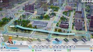 SimCity - Das Straßen Anheben/Absenken-Tool