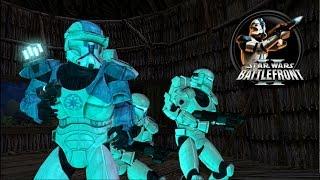 Star Wars Battlefront II Mods (PC) HD: Kashyyyk: Depot