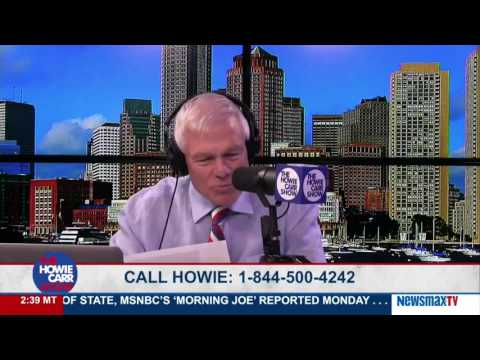 The Howie Carr Show | Ann Coulter discusses Fidel Castro and the OSU attacker