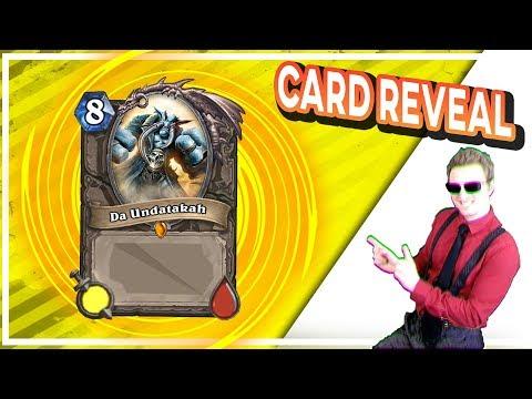 Rastakhan's Rumble Card Reveal - Da Undatakah