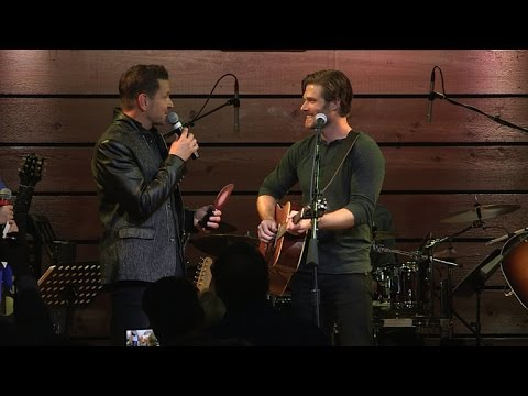 Ty Herndon, Chris Carmack Celebrate 'Love and Acceptance' at Groundbreaking Nashville Concert