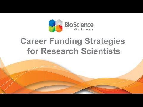 Career Funding Strategies for Research Scientists - Nature Jobs
