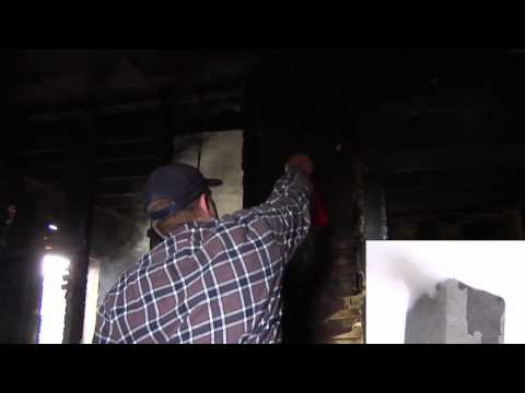 STOP-FYRE Easily Extinguishes Chimney Fire