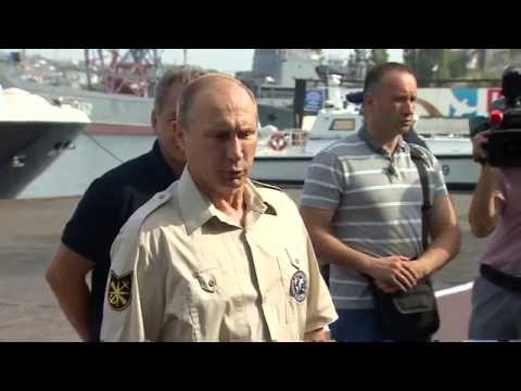 Ukraine crisis: Putin shows who is boss in Crimea