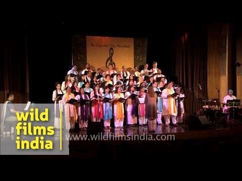 Namo Namo Maria (Gerald Wirth) - The Capital City Minstrels Choir