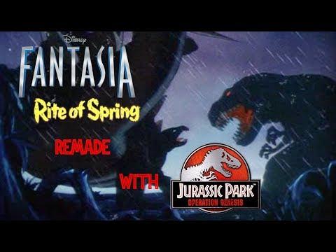 Fantasia: Rite of Spring, remade with JPOG letöltés