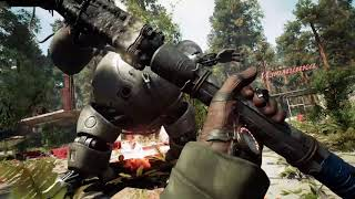 ATOMIC HEART - ALL Trailers (NEW Soviet Union FPS game)