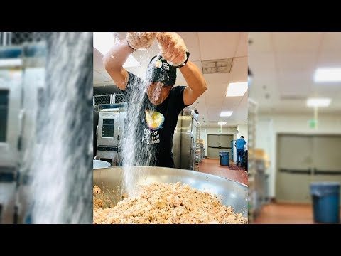 Local Chefs Assist Relief Efforts In Hurricane-Torn Bahamas