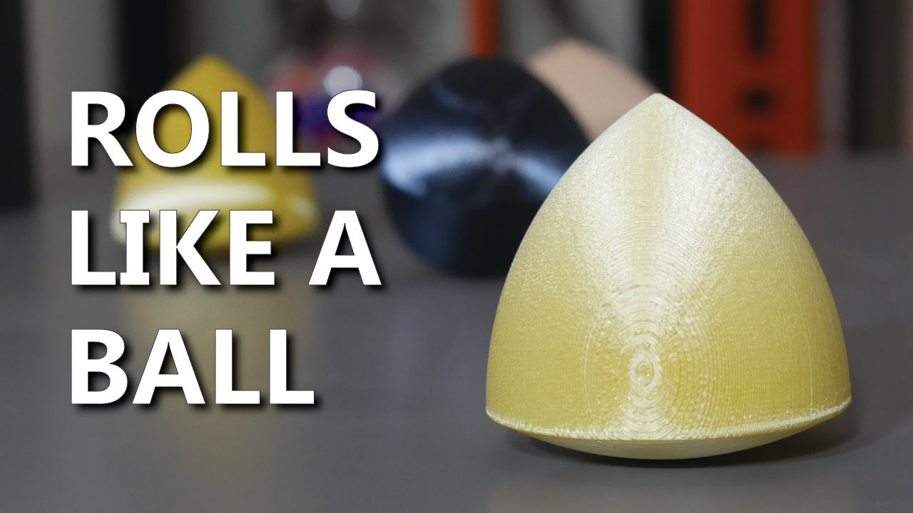 3D Printed Solids of Constant Width