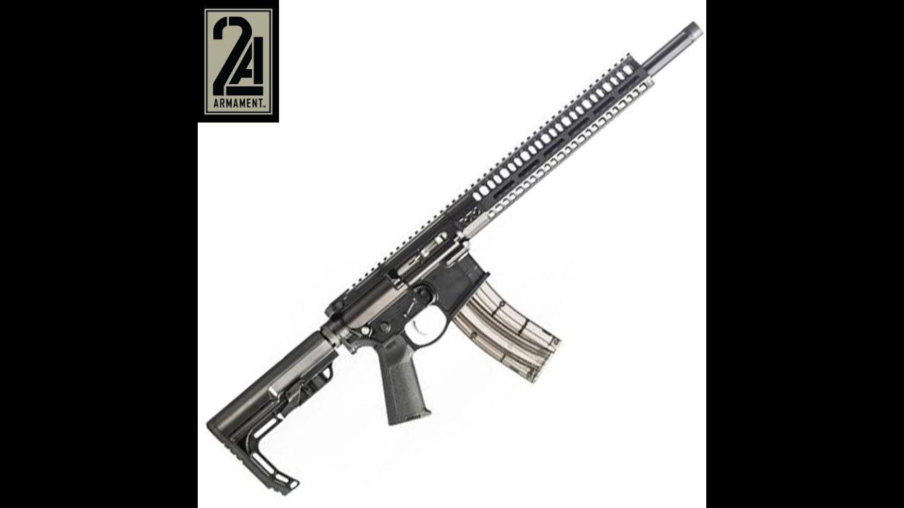 2A Amament Bailos Lite ปืนลูกกรดทรง AR ที่เบาที่สุด