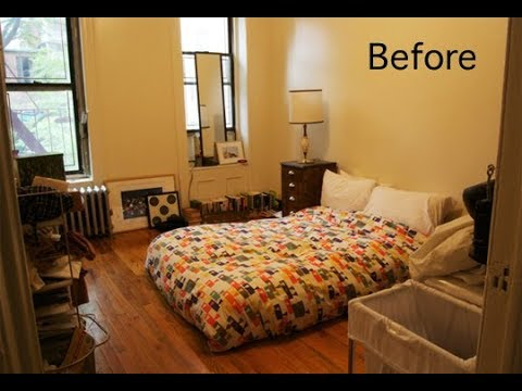 Top 40 Smart Redecorating Bedroom Design Ideas | Small Bed Room Makeover DIY IKEA Remodel 2018