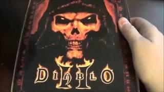 Diablo 2 Battle Chest Unboxing
