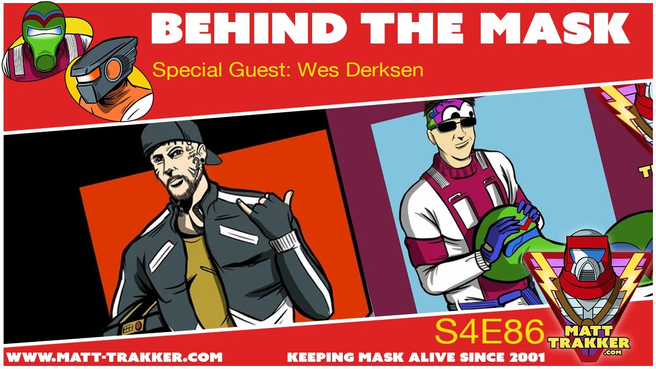 Special Guest: Wes Derksen - S4E86