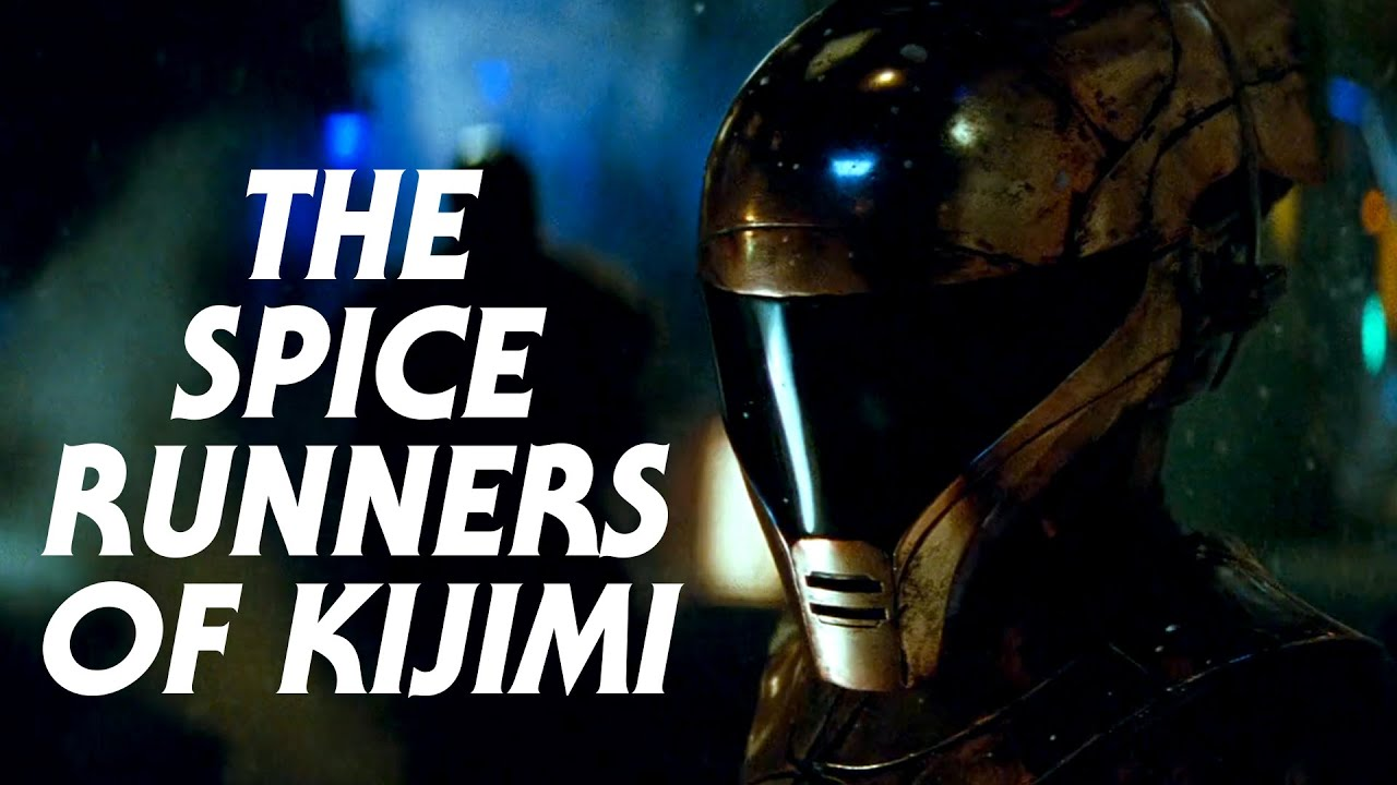 Everything We Know About the Spice Runners of Kijimi
