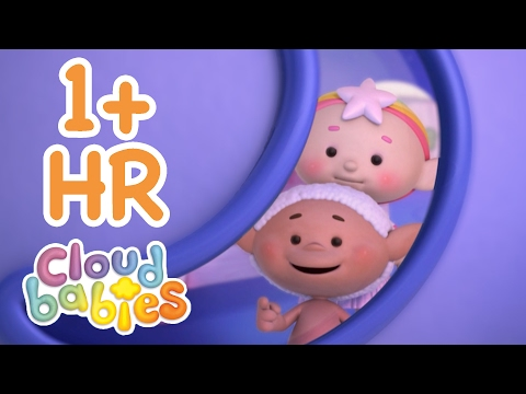 Cloudbabies - Rainpear Pirates | One Hour of Bedtime Stories for Kids