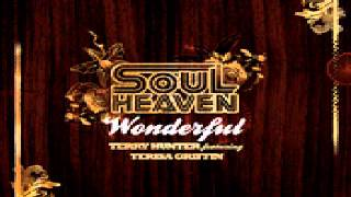 Terry Hunter Featuring Terisa Griffin ‎-- Wonderful