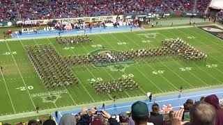 Texas A&M Fightin' Texas Aggie Band at Music City Bowl