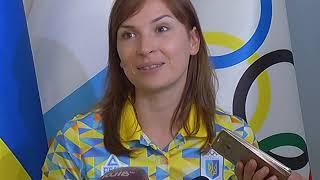 Чемпіонка Олена Костевич