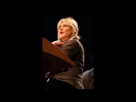 Sarah Lancashire  Letters Live @ Hay Festival 2015