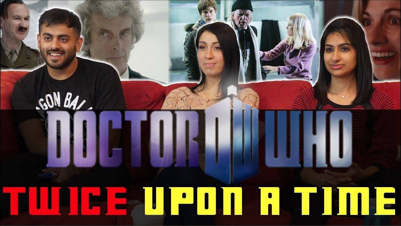 Doctor Who Season 10 Christmas Special.Doctor Who Season 10 Christmas Special Twice Upon A Time Group Reaction