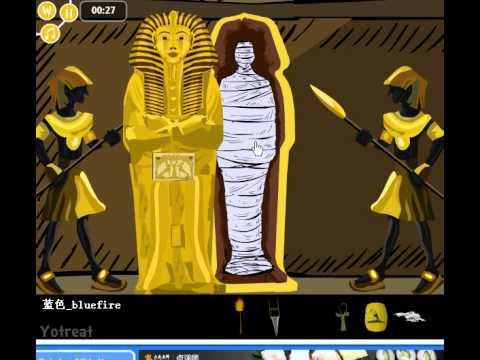 Mummy Adventure Escape Video Walkthrough