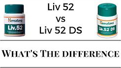 Himalaya Liv 52 vs Liv 52 DS | What's the difference and which one is better ? | Hindi |