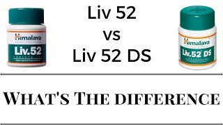 Himalaya Liv 52 vs Liv 52 DS | What
