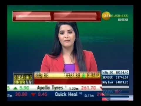 Kiran Jadhav, Technical Analyst, KiranJadhav.com on Zee Business 21st Feb 2018