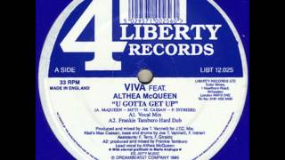 Viva Feat. Althea McQueen - U Gotta Get Up (Vocal Mix)