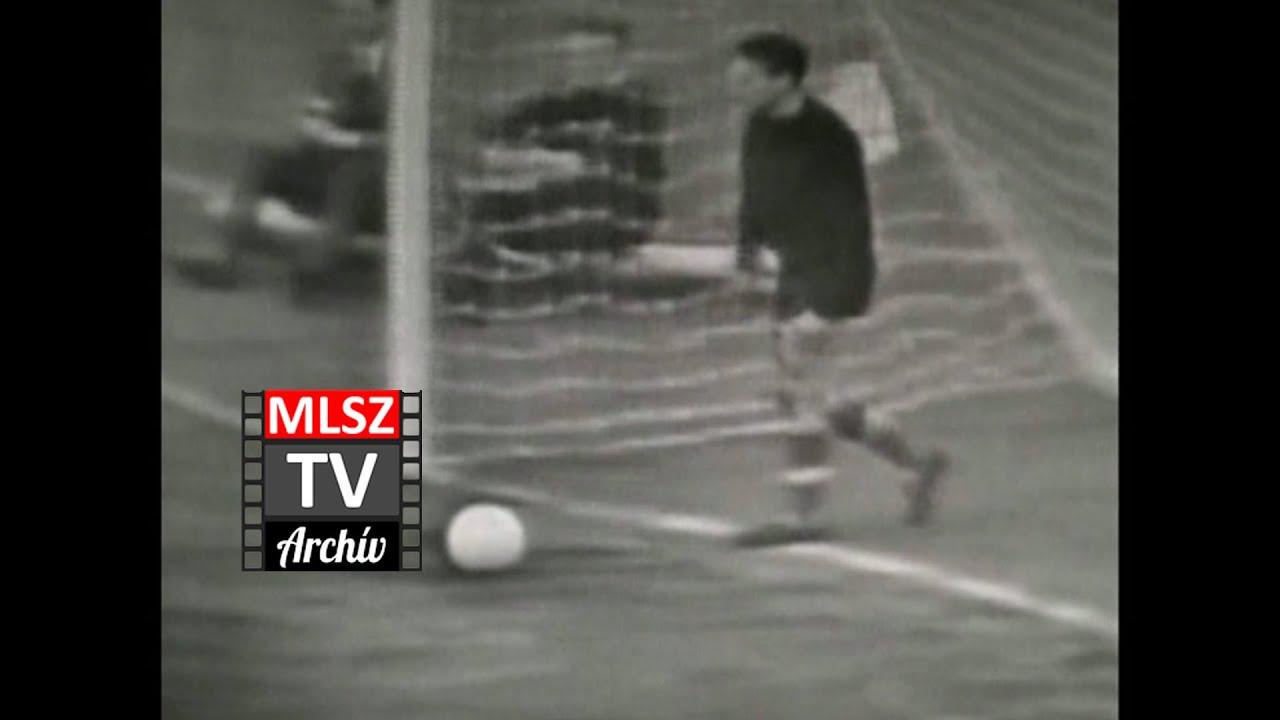 Svédország-Magyarország | 2:1 | 1958. 06. 12 | MLSZ TV Archív