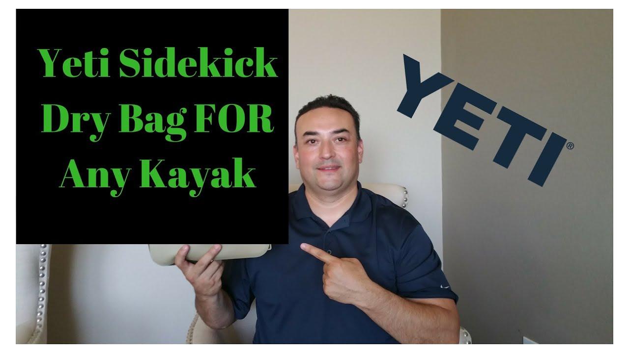 e4f152eff49 Yeti Sidekick Dry Bag   FOR Any Kayak   - YouTube
