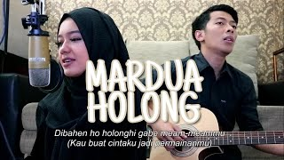 Download Mp3 Mardua Holong - Omega Trio  Ckr Cover  + Lirik Terjemahan