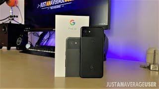 Google Pixel 3a Review!