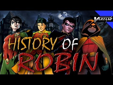 The History Of All The Robins!