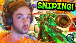 """SNIPING NINJA!"" - Call of Duty: Black Ops 2 - LIVE w/ Ali-A!"
