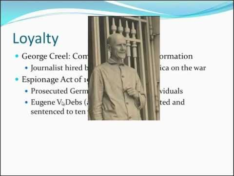 APUSH American Pageant Chapter 30 Review Video