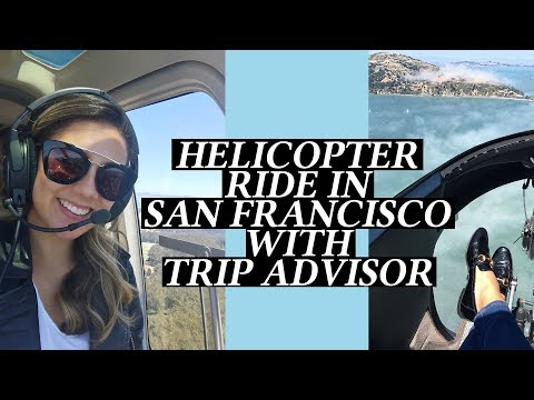 How to Plan a Trip + Helicopter Ride Over San Francisco 🚁
