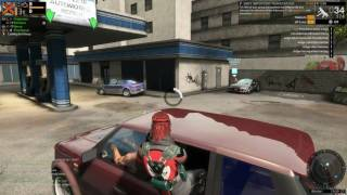 APB: All Points Bulletin (PC gameplay footage)