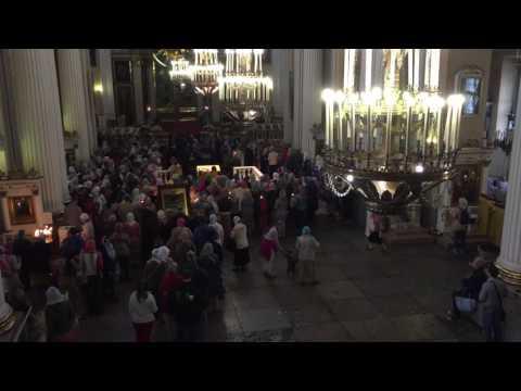 Проповедь в день Св. Николая Чудотворца 19.12.10
