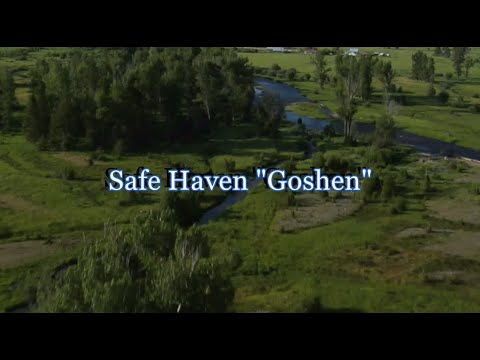 Safe Havens During The Great Tribulation 'GOSHEN' (Message To Left Behind Saints)