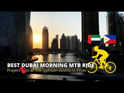 URBAN MTB: TO THE URBAN JUNGLE THAT IS DUBAI MARINA, KNOWLEDGE VILLAGE AND VICE VERSA