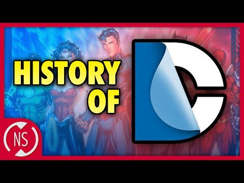A Brief History of DC COMICS and Their Many Names! || Comic