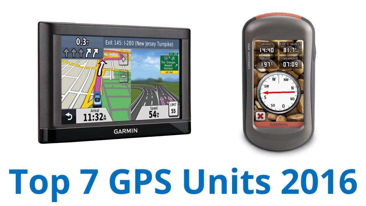 Best Gps Units
